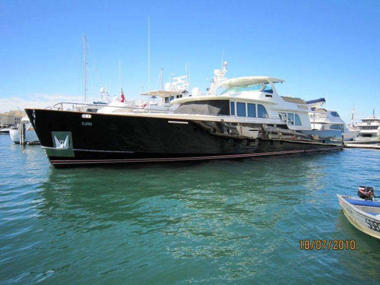 Oscar superyacht